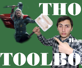 Thor Hammer Toolbox