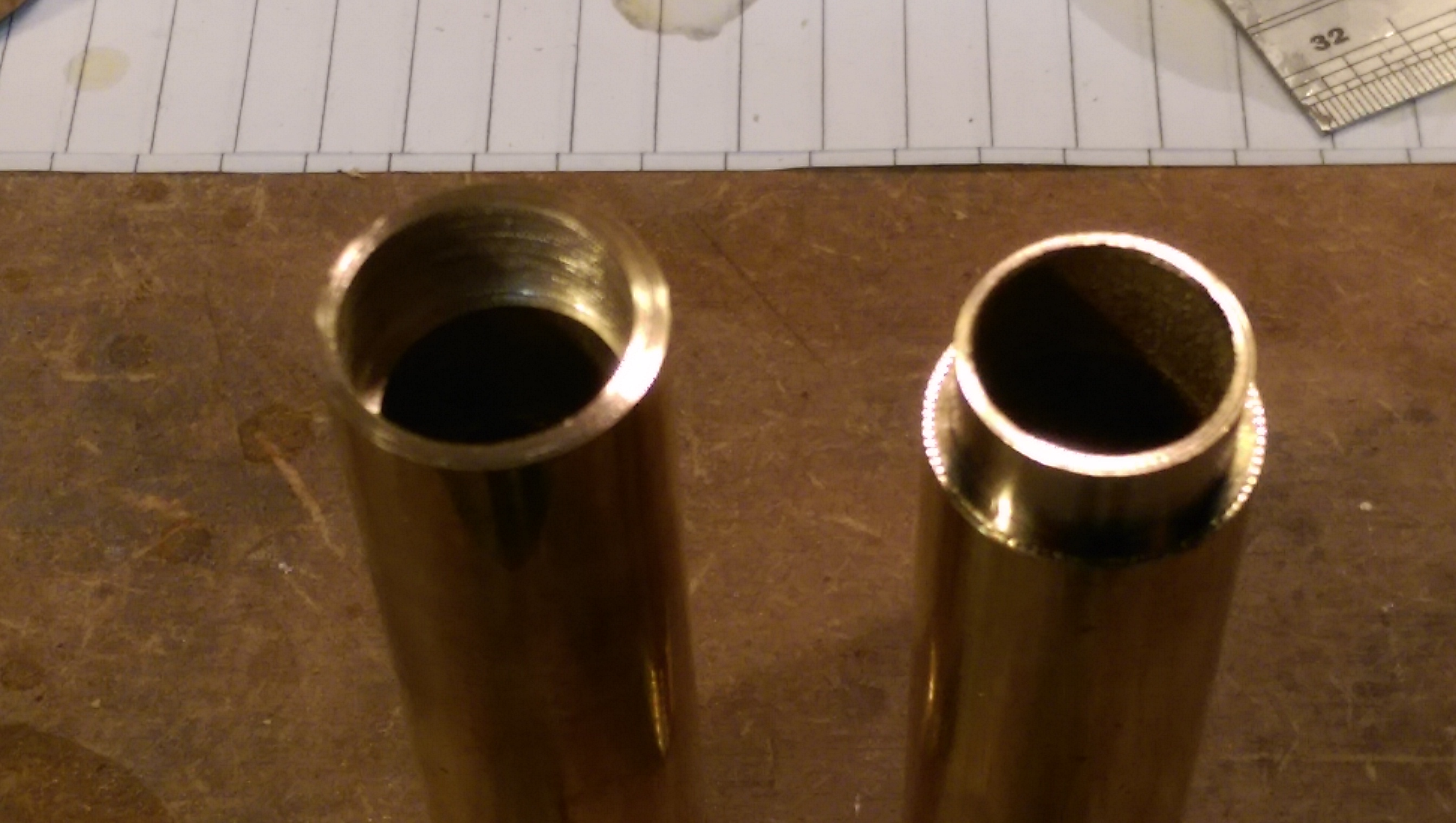 Picture of Woodwork and Brass Work Part 2.