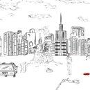Zombie city tutorial (Flash animation)