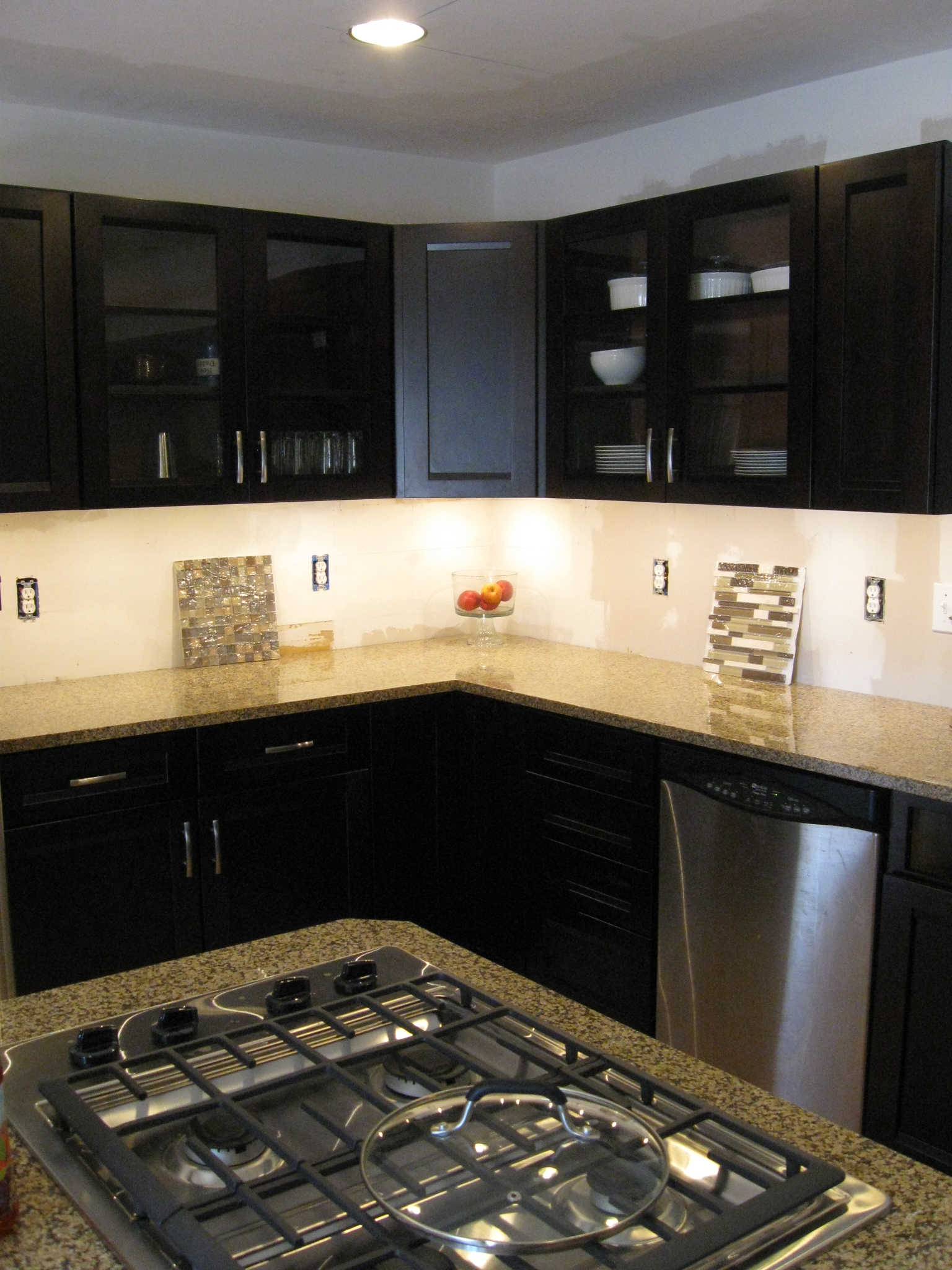 High Power LED Under Cabinet Lighting DIY - Great Looking ...