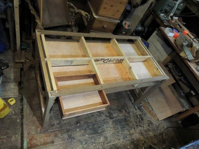 Building the Drawers