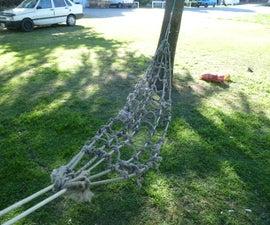 Scrap Rope Hammock