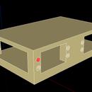 3D Servo Cart and Wheels