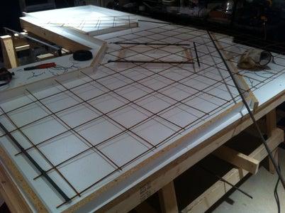 Countertop Forming