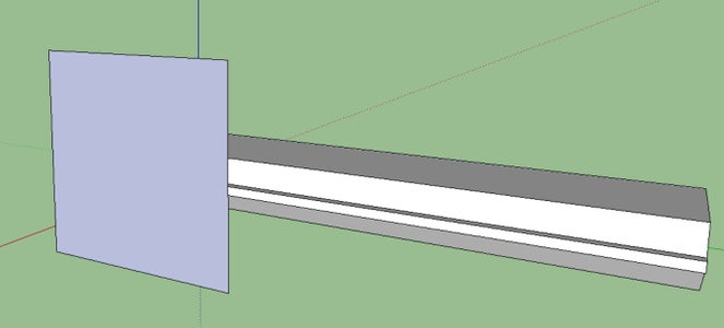 Making the I-beam