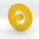 Fidget Spinner Honey Wire