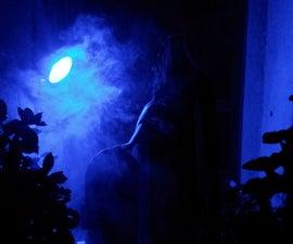 Fog Chiller & Tombstone Prop