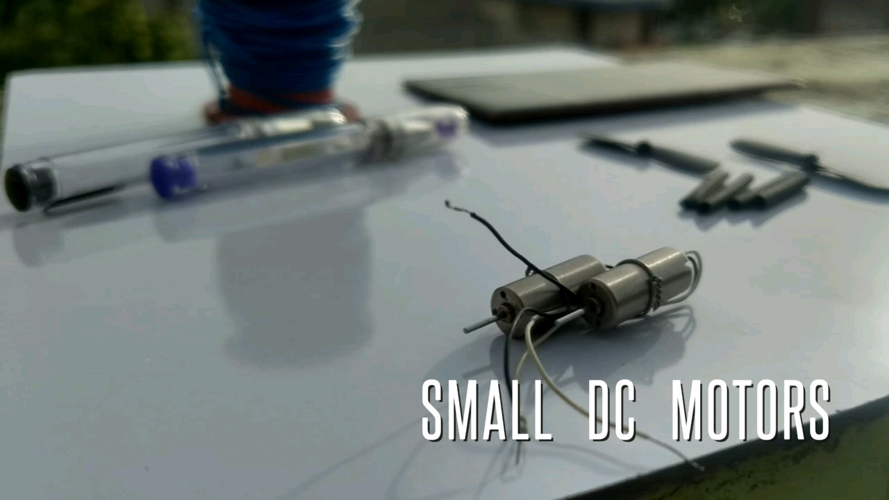 Picture of Micro Dc Motor
