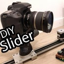 Arduino Camera Slider for Stop Motion Animation