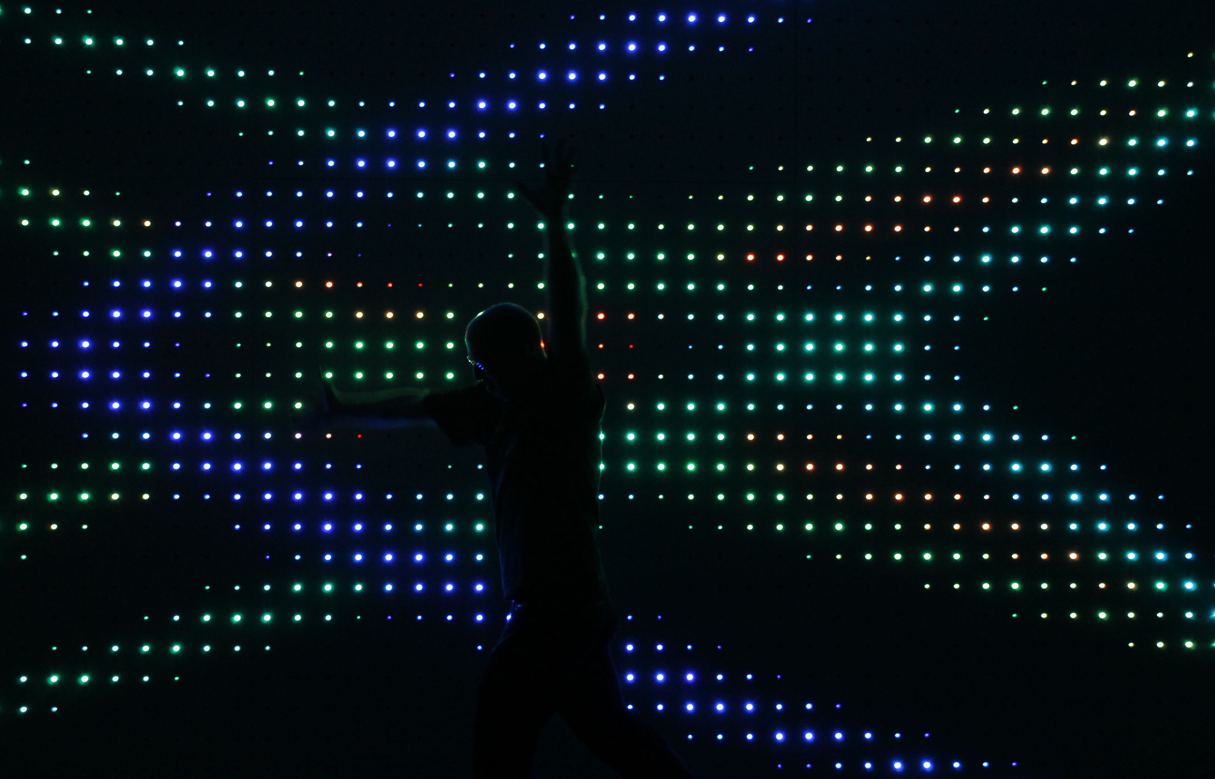 Picture of Make an Interactive IPad Controlled LED Wall