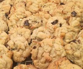 Calico Cookies