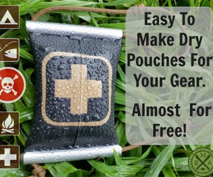 Waterproof Pouches, Almost Free!