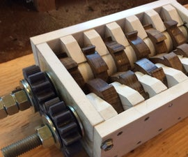 RECYCLED 3d Print Crusher