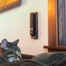 Magnetic FireTV* Remote Holder