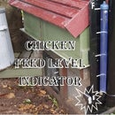 Chicken Feed Level Indicator