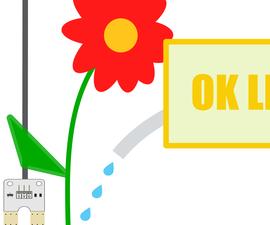 Arduino Plant Irrigator, Code Free