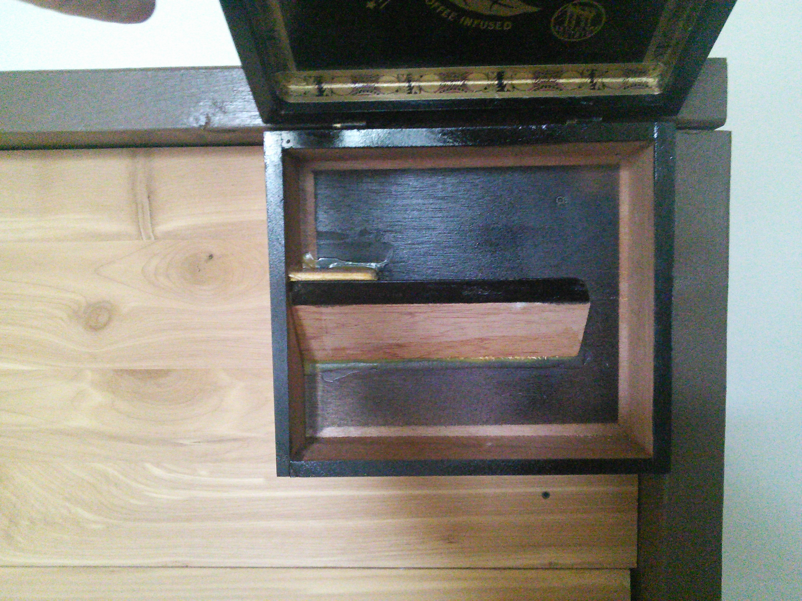 Picture of Option 2 - Cigar Box Storage
