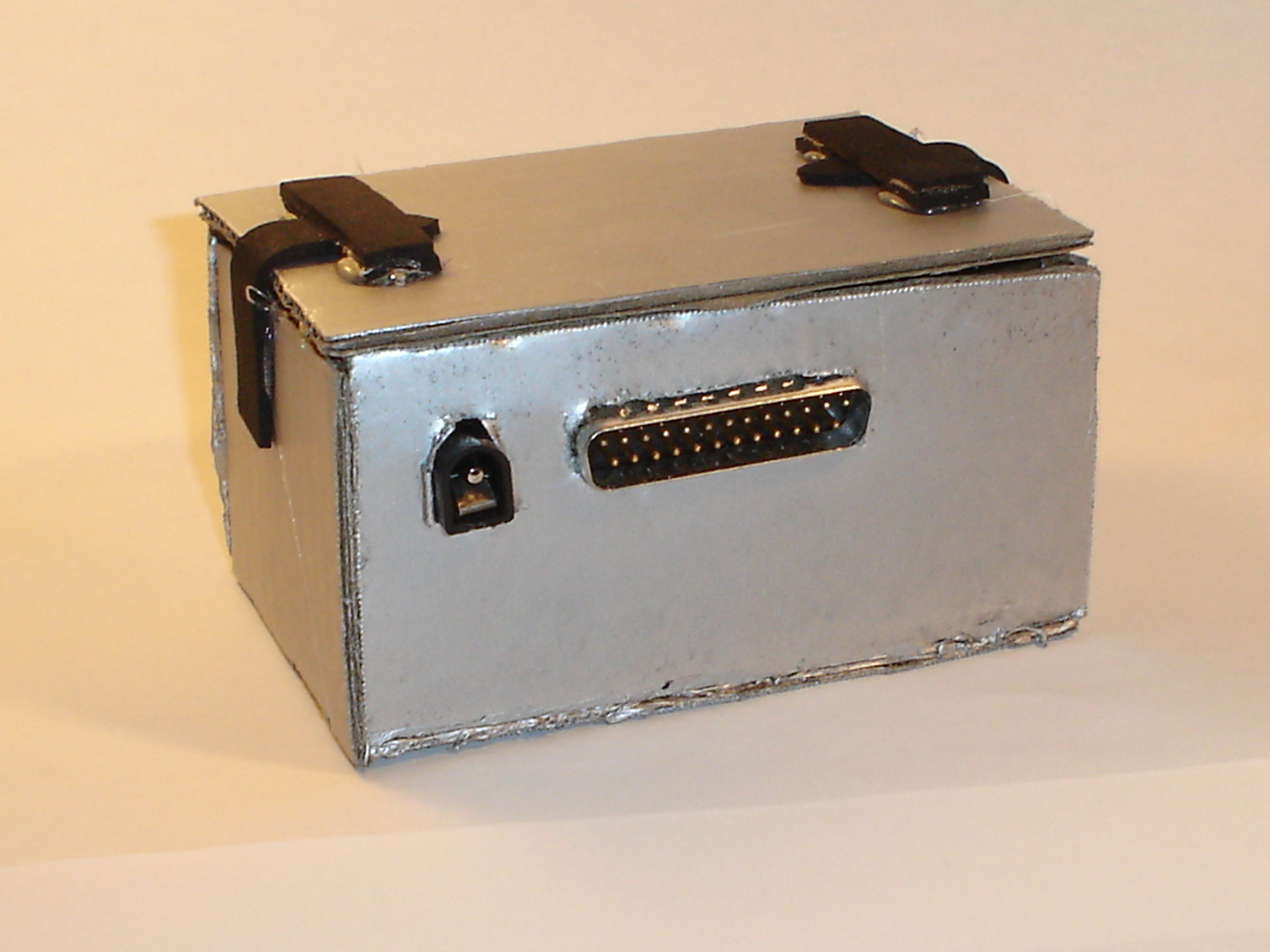 Picture of Easy to Build Stepper Controller From Recycled Materials