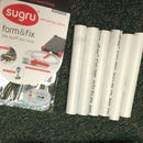 Many Faces of Sugru Pt. 3- Southern Snowshoes