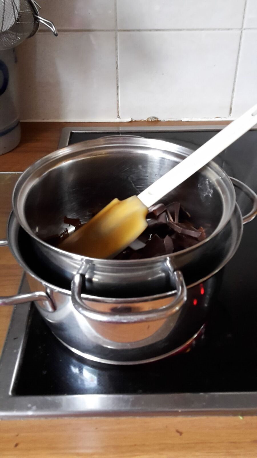 Picture of Making the Mousse