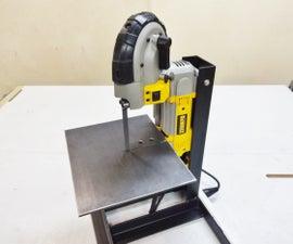 Portable Bandsaw Metal Stand