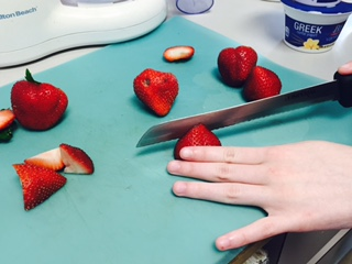 Picture of Cut Your Strawberries