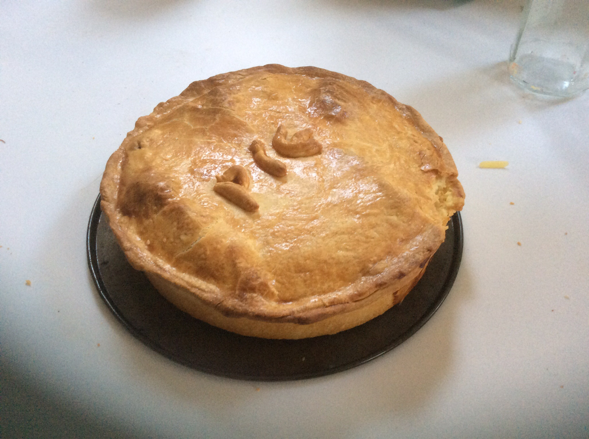 Picture of Bacon and Egg Pie