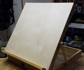 Portable Easel Box