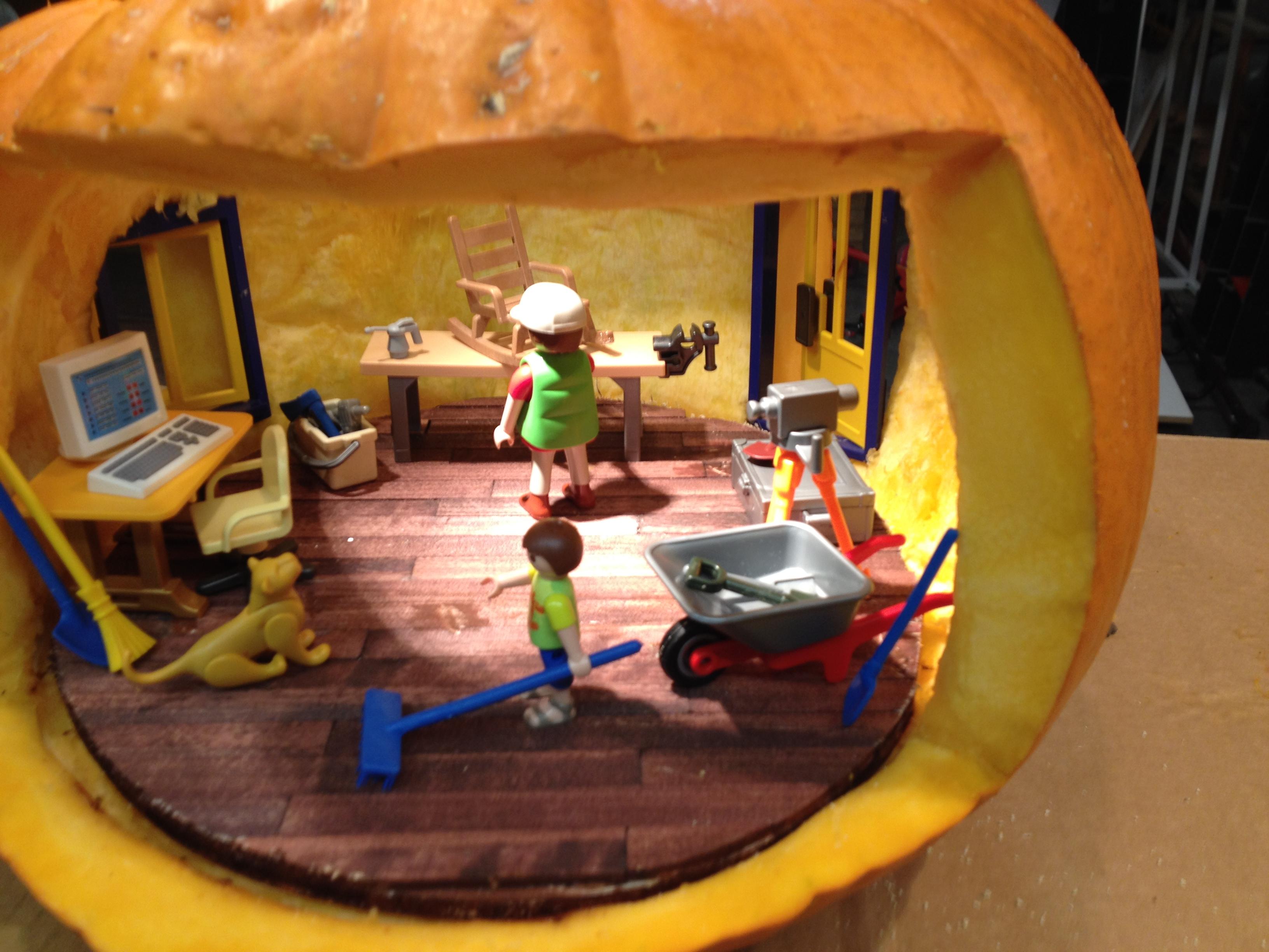 Picture of Workshop Pumpkin