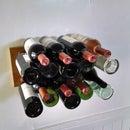 Invisible Wine Rack