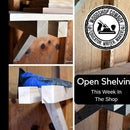 Open Shelving for the Workshop