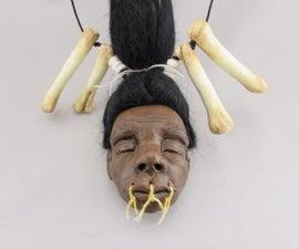 Sculpting a Shrunken Head