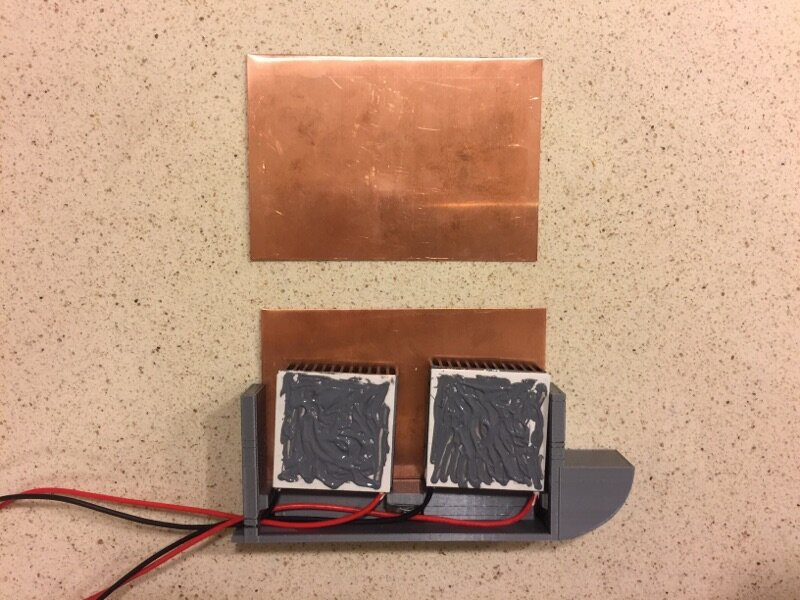 Picture of Assemble Thermoelectric Module