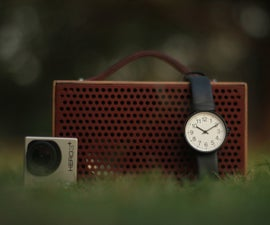 Sonic Architect: Vai Lasercut Portable Speakers