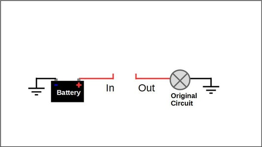 How to Add a Circuit to Your Car : 8 Steps (with Pictures