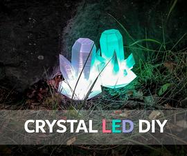 Crystal LED (Neopixel) DIY