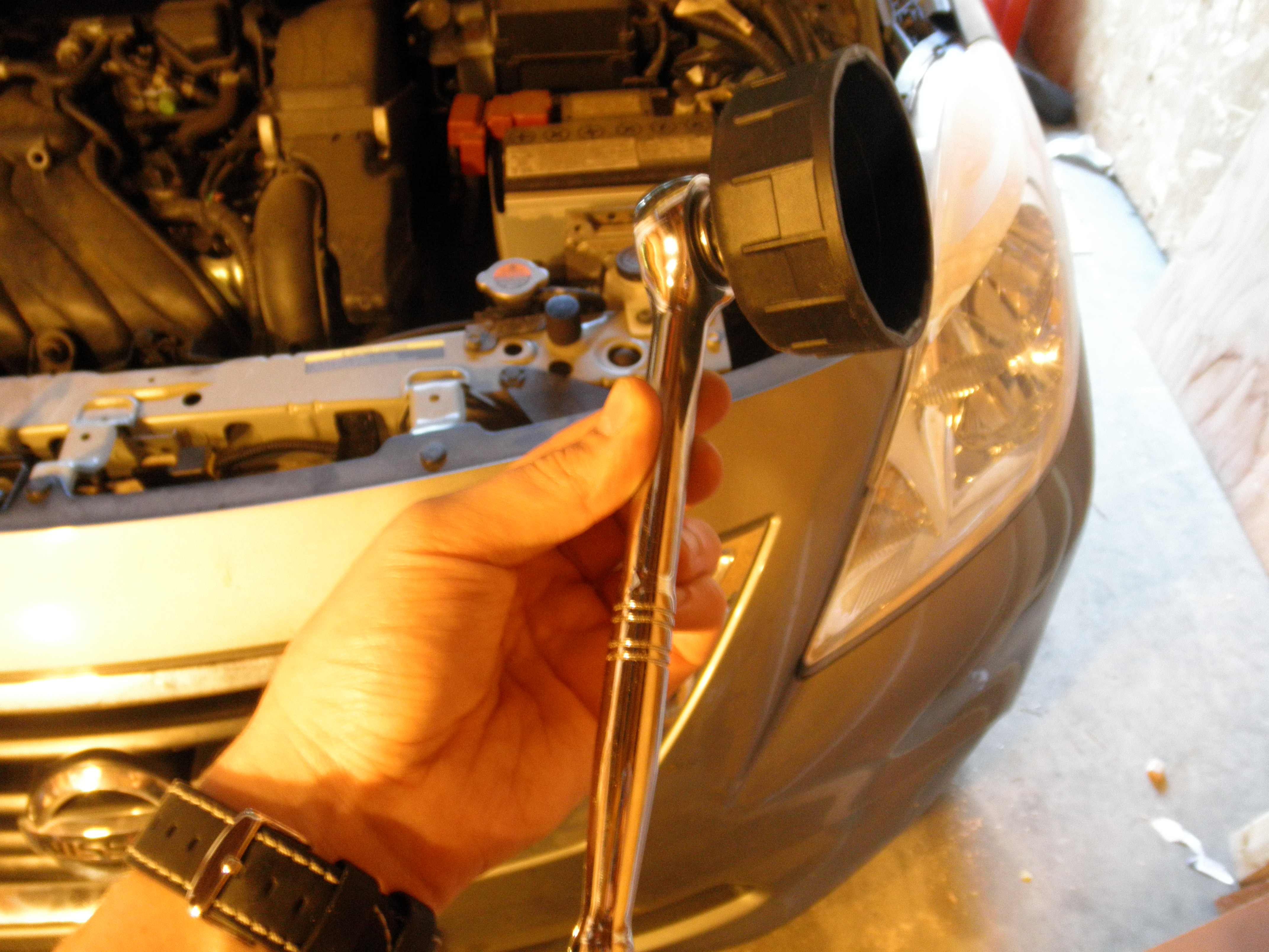 Picture of Oil Change - a New Approach