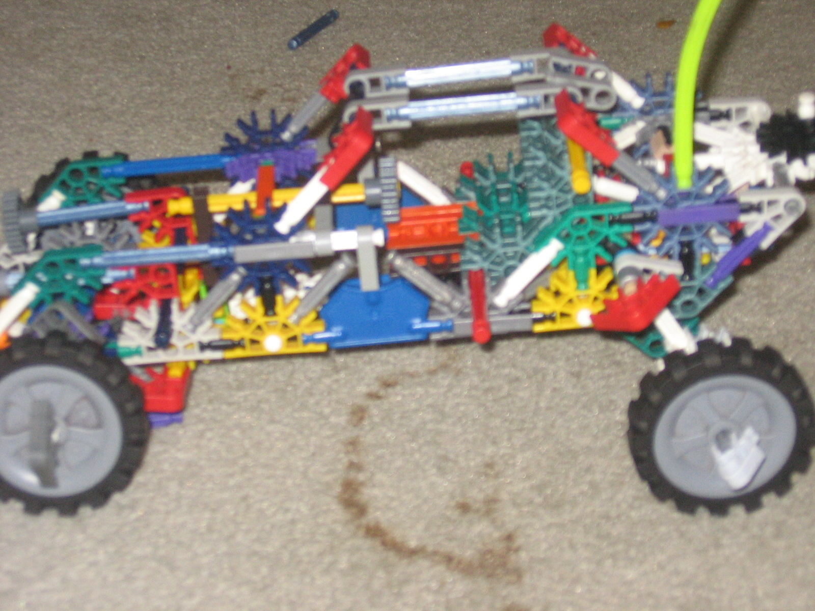 Picture of K,nex Dunne Racer