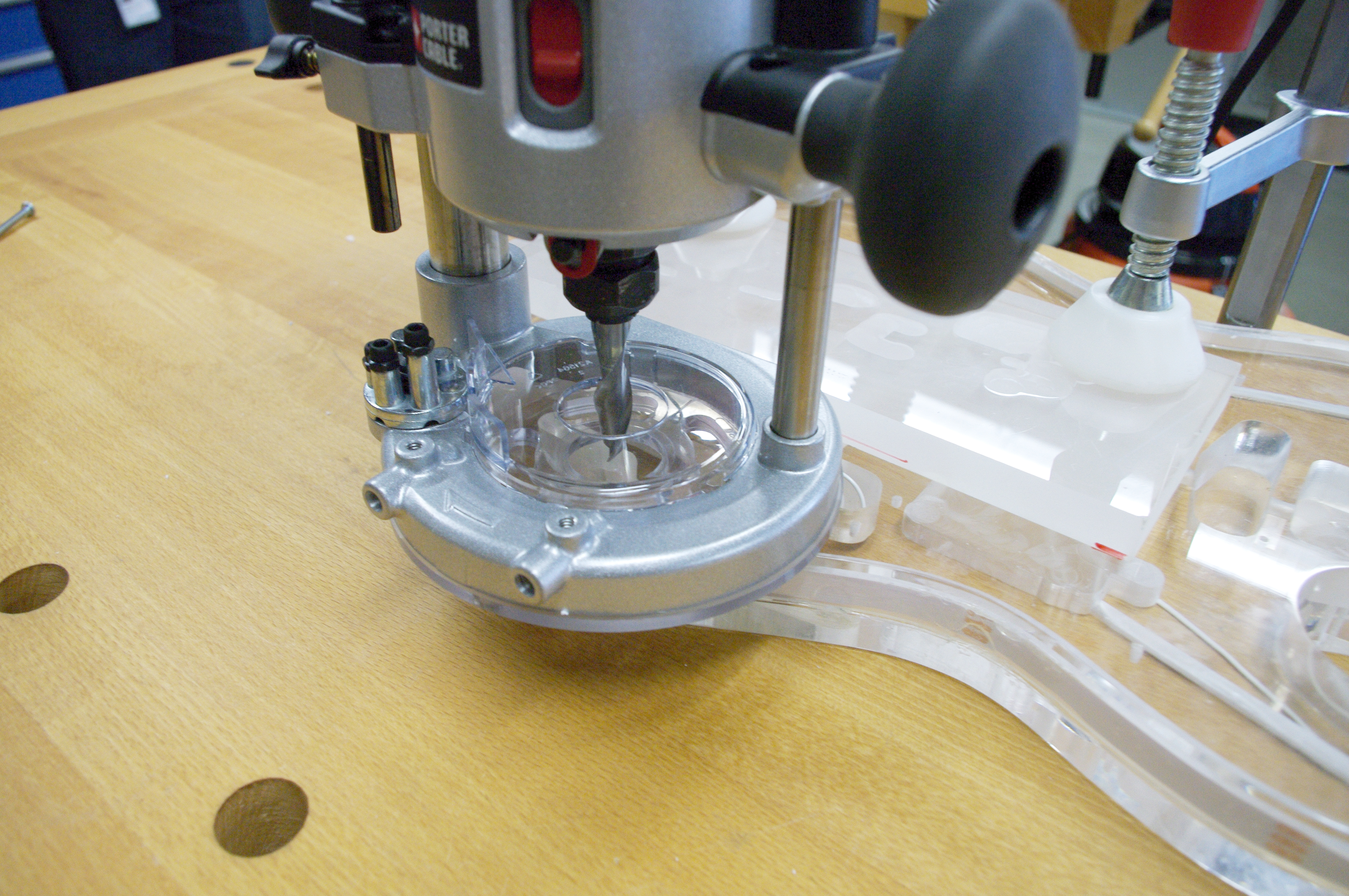 Picture of More Routing