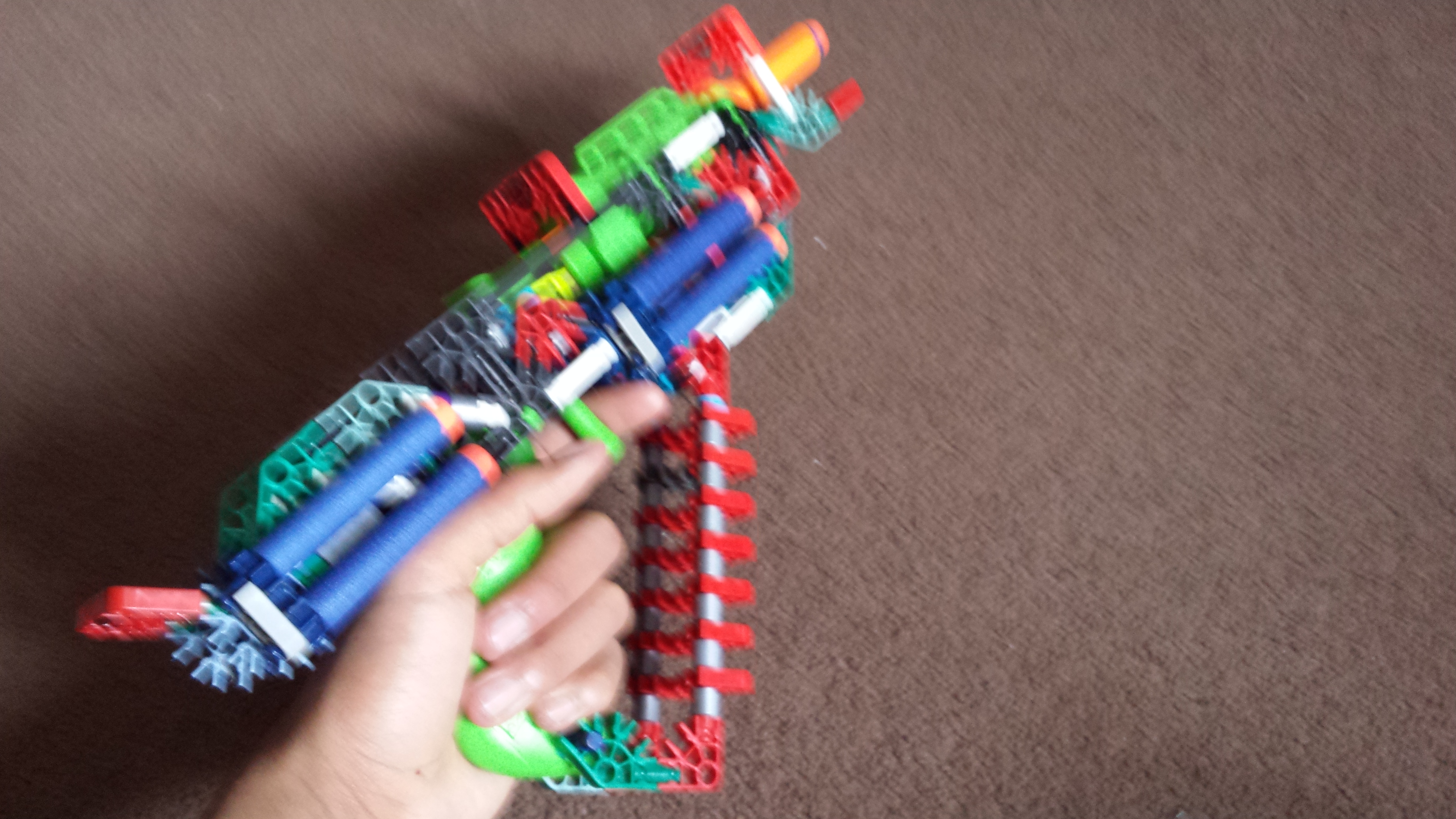 Picture of Custom Kforce Blaster