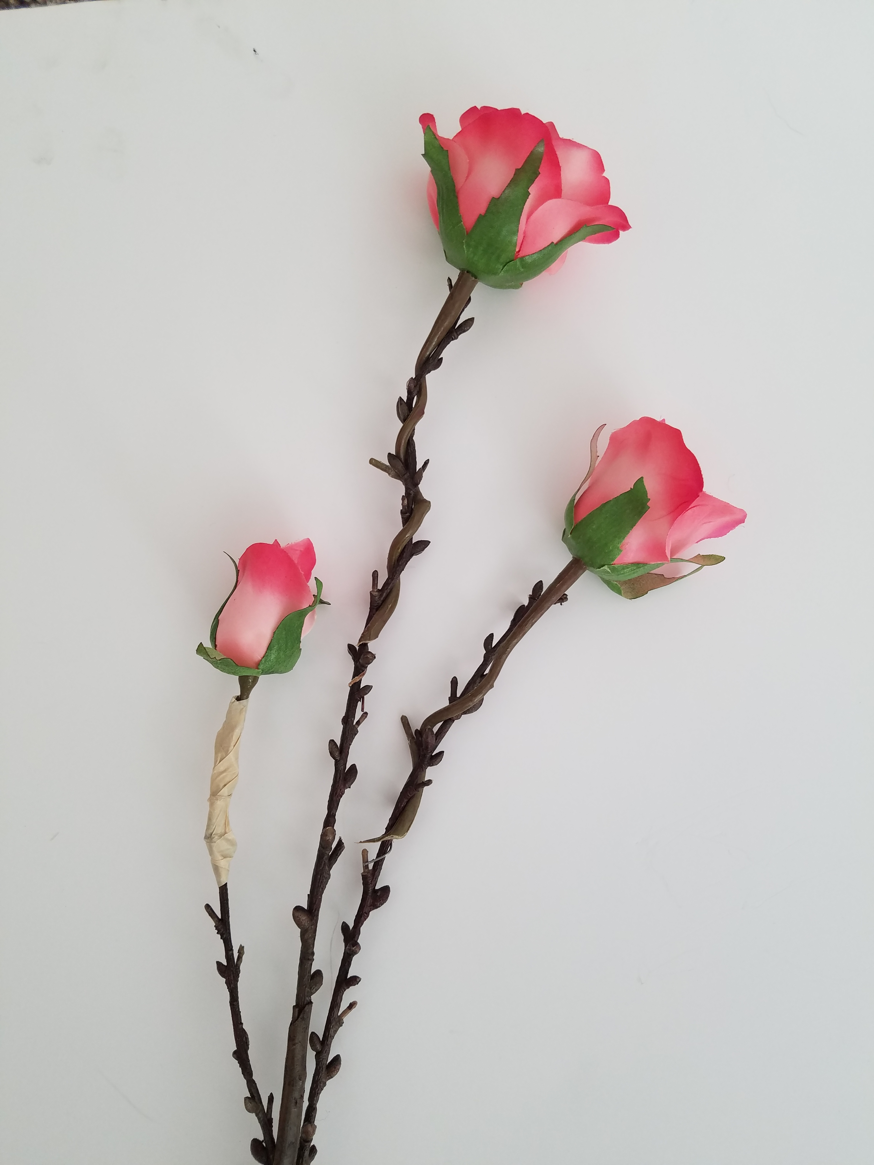 Picture of Gather Flowers That Are Already Pre-wired Inside