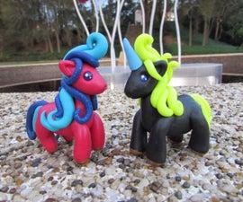 Pony Polymer Clay Tutorial
