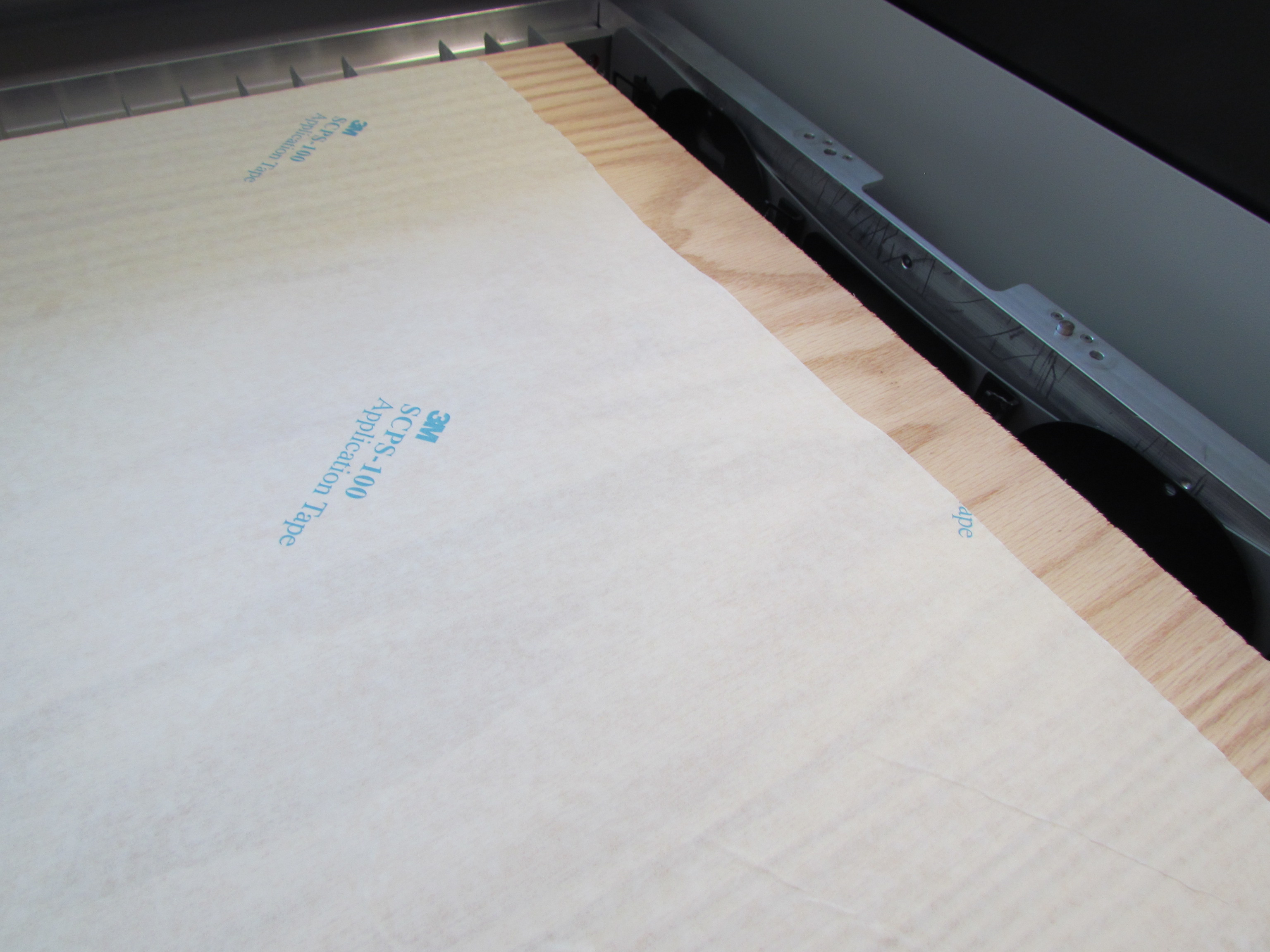 Picture of Laser Engraving and Cutting the Boards