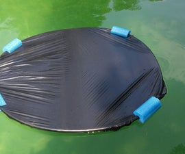 Lily Pad Solar Pool Warmers