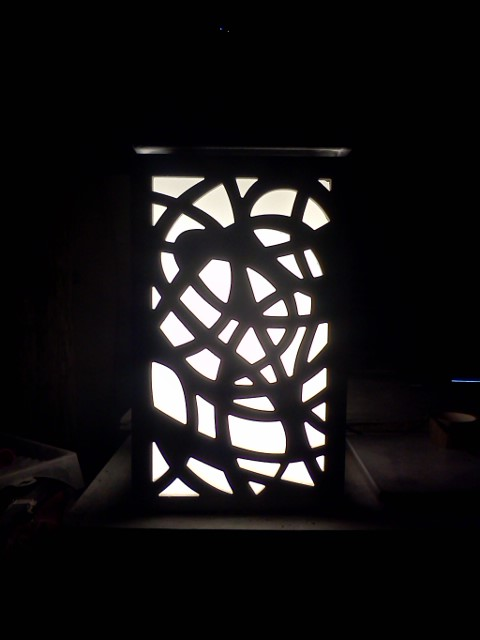 Picture of Concrete Lamp by FYB Design