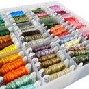 Organize Ribbon With DIY Ribbon Cards