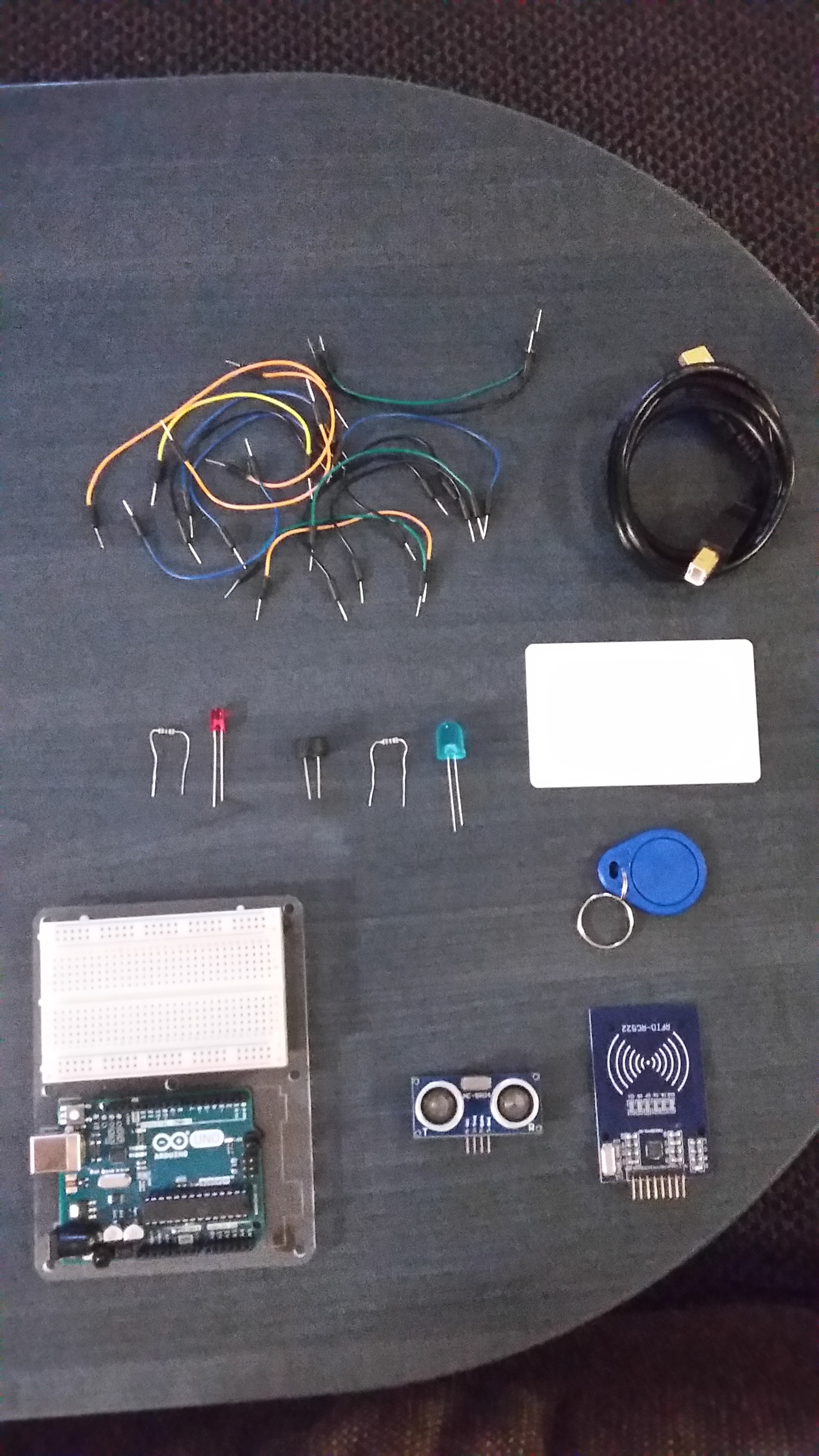 Picture of Required Supplies / Programs