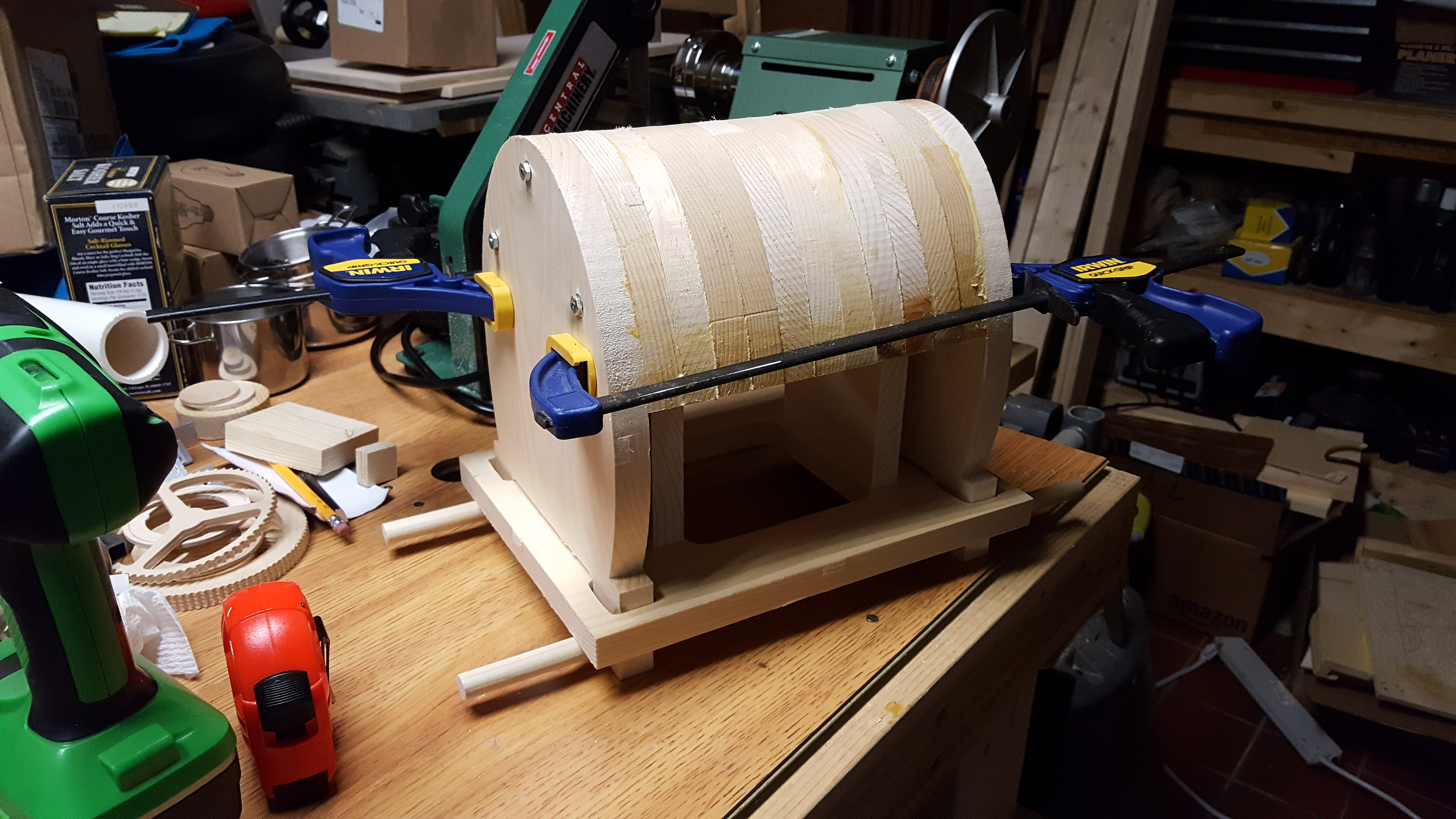 Picture of DIY Pine Bird Feeder - a CNC Project