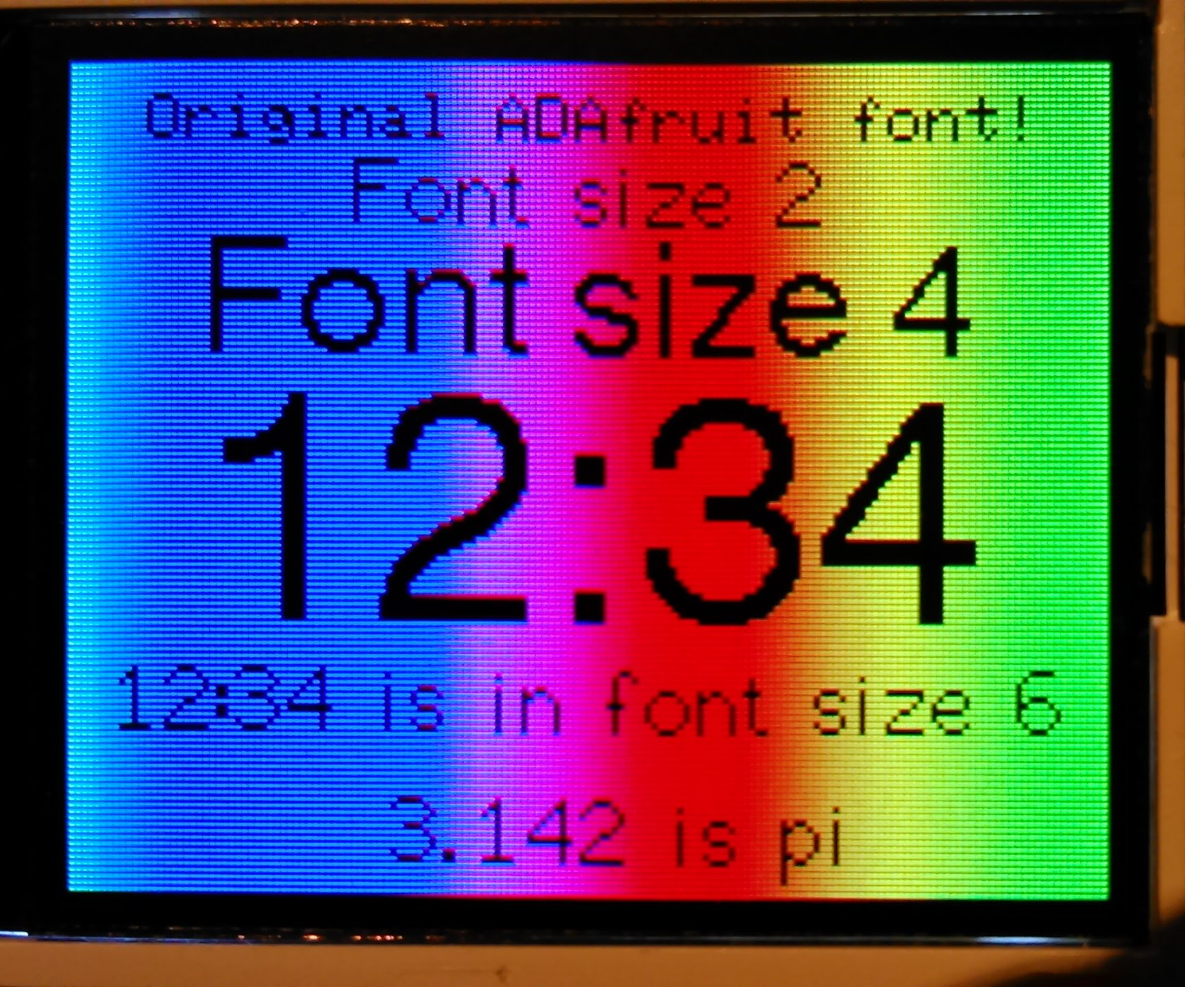 Arduino TFT Display and Font Library: 11 Steps