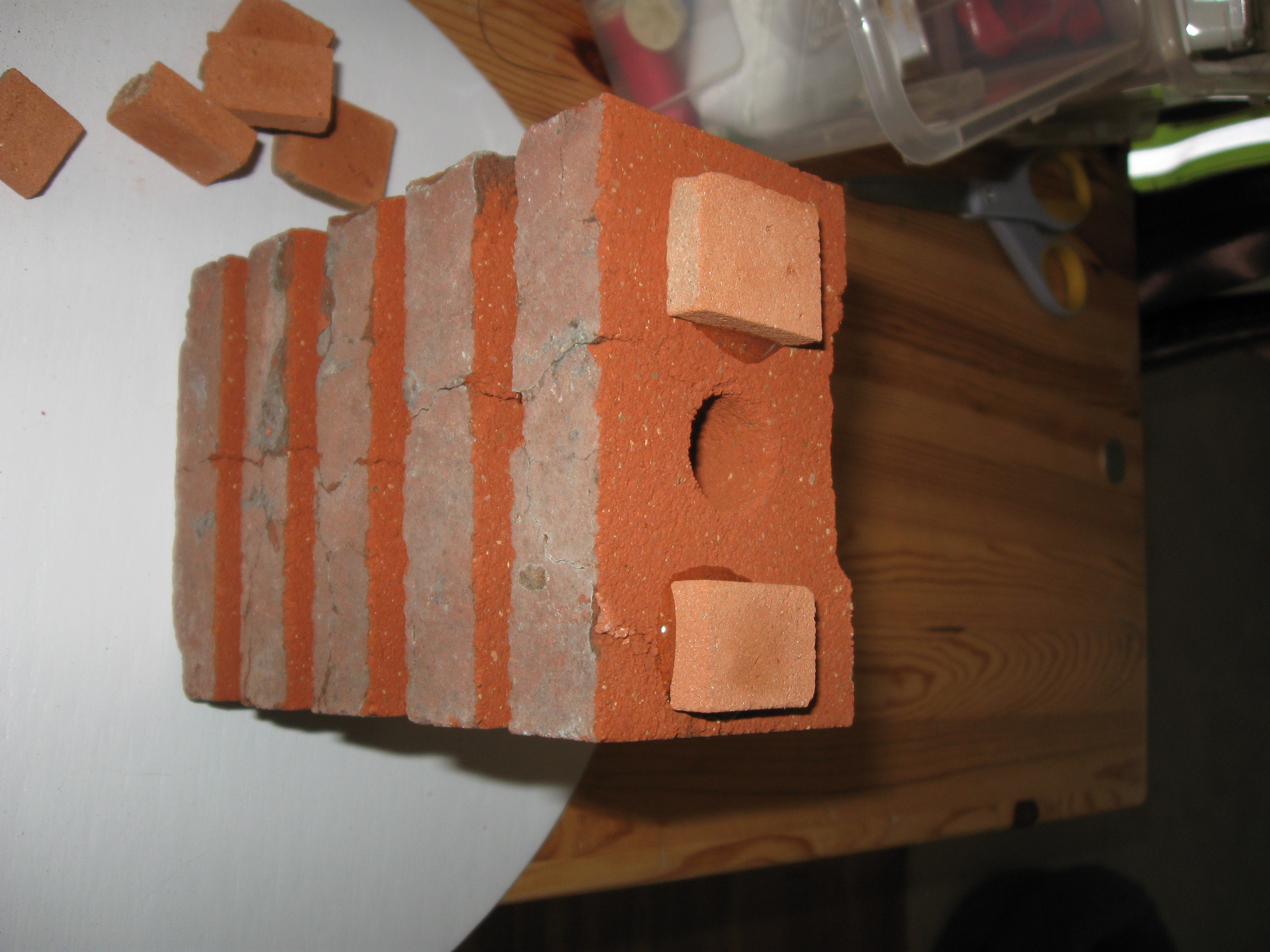 Picture of Fix the Brick.